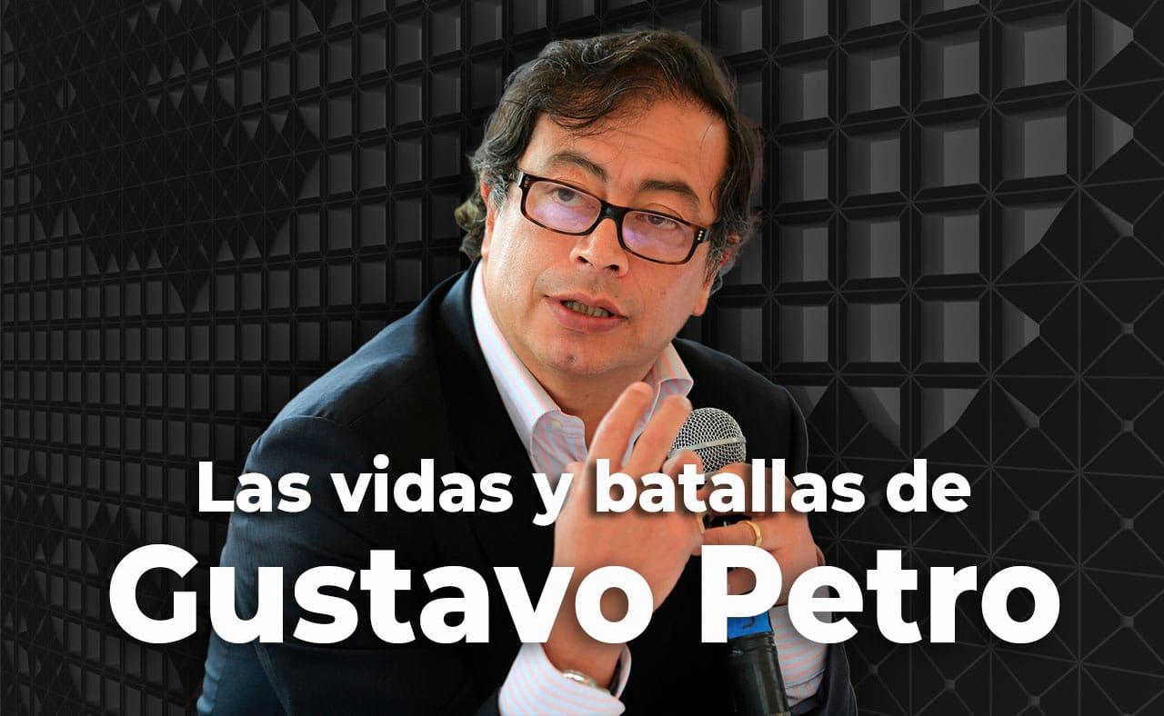 Entrevista con Gustavo Petro