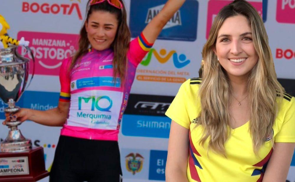 """Lilibeth Chacón ganó con contundencia la Vuelta a Colombia Femenina"""