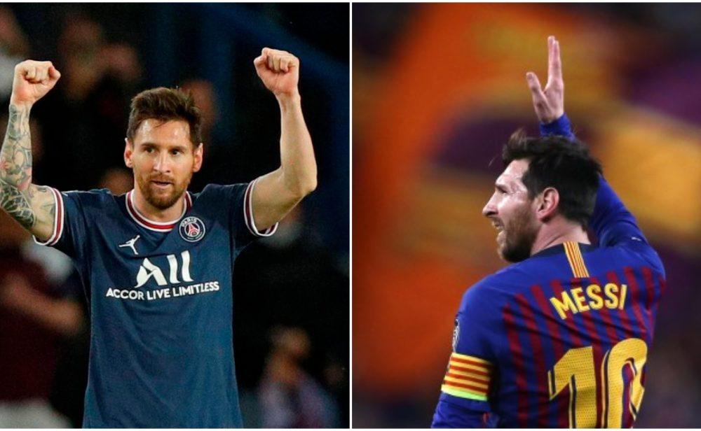Primer Clásico francés con Messi, primer Clásico español sin Messi