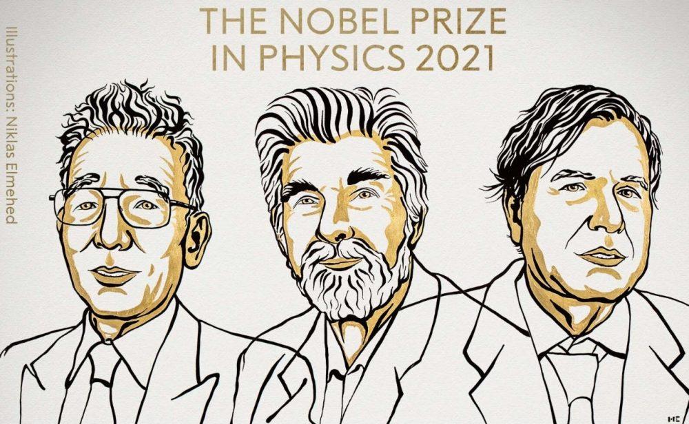Dos expertos en el cambio climático y un teórico italiano ganaron el Nobel de Física 2021