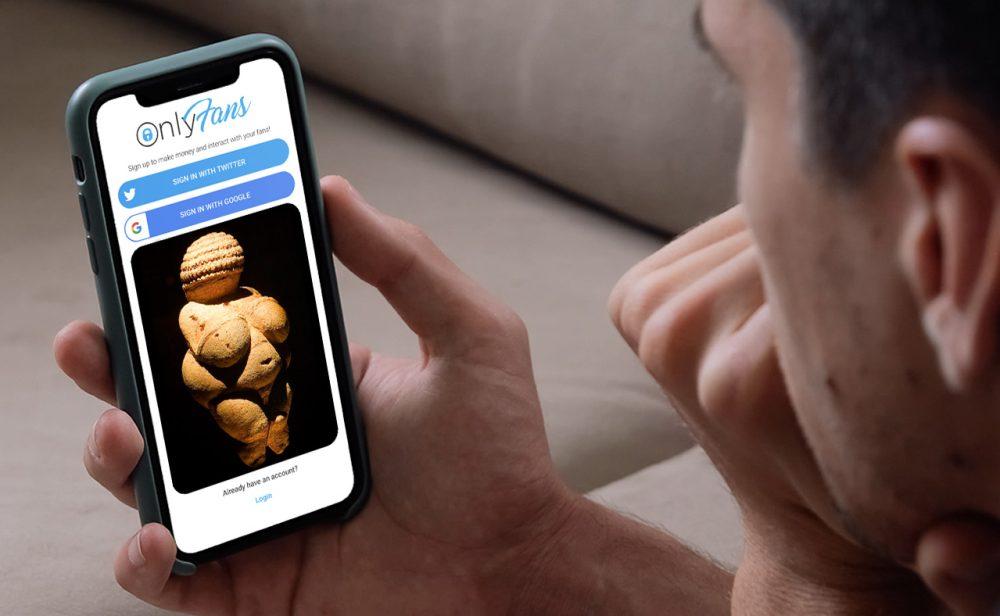 OnlyFans para las obras de arte con desnudos: una estrategia contra la censura