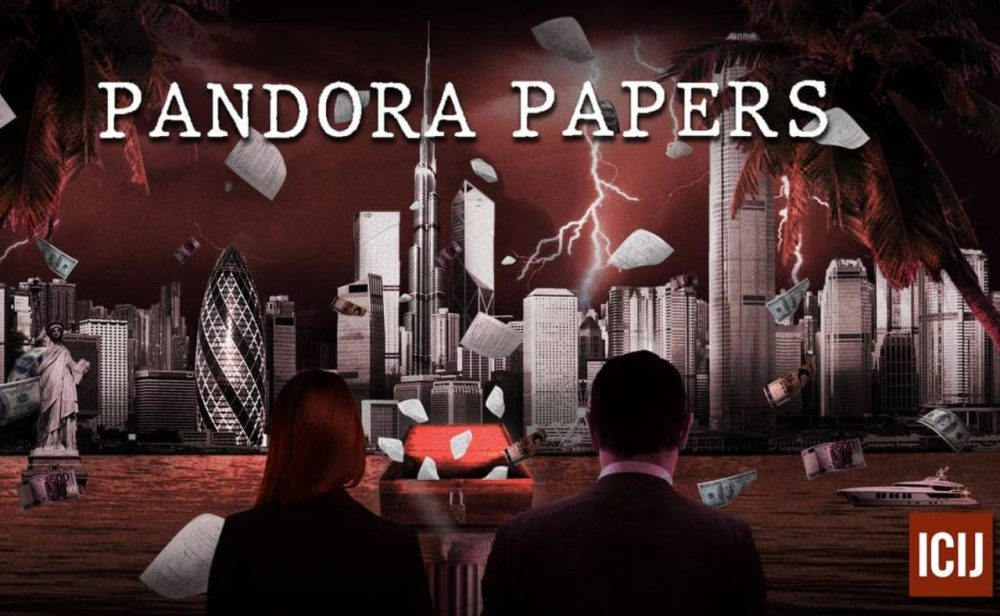 Los términos clave en el escándalo los Pandora Papers