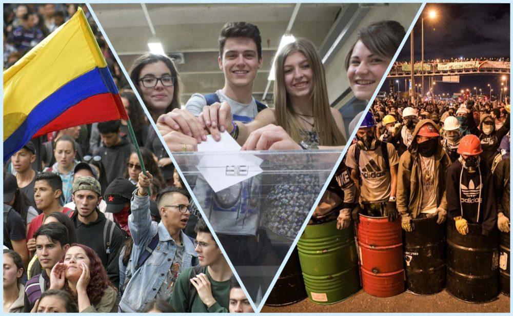 Elecciones 2022: el reto de los jóvenes es pasar de las calles a las urnas