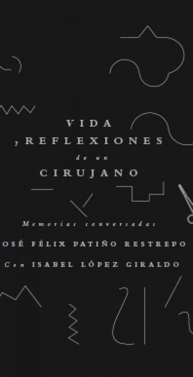 Portada libro José Felix Patiño Restrepo