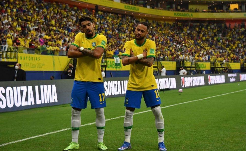 Ya hay tres selecciones clasificadas al Mundial, Brasil está a un pelo