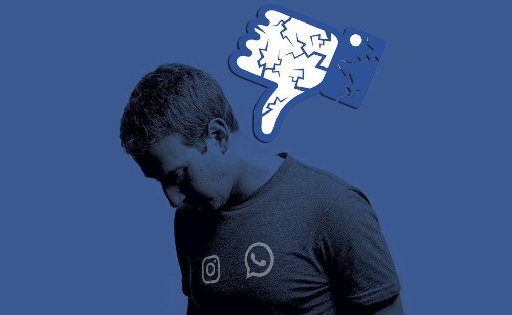 El lunes negro de Facebook
