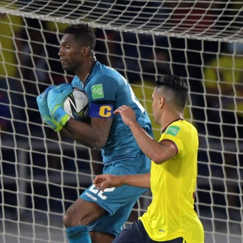 Colombia no pudo con Ecuador