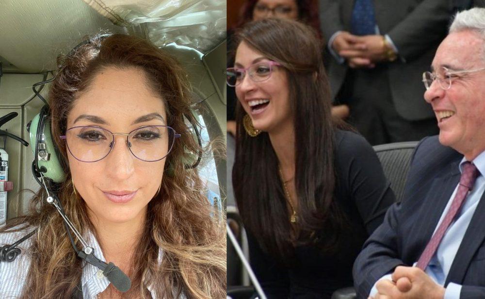Jennifer Arias, presidenta Cámara, enredada en escándalo de narcopilotos